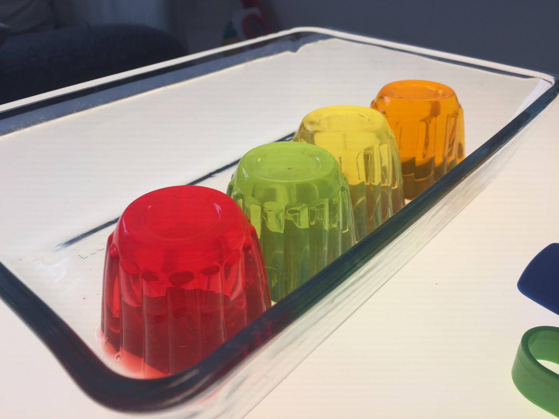 gelatines de colors