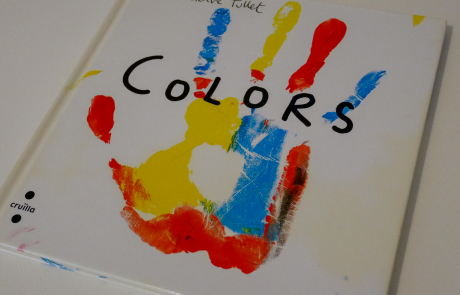 llibre colors de Hervé Tullet